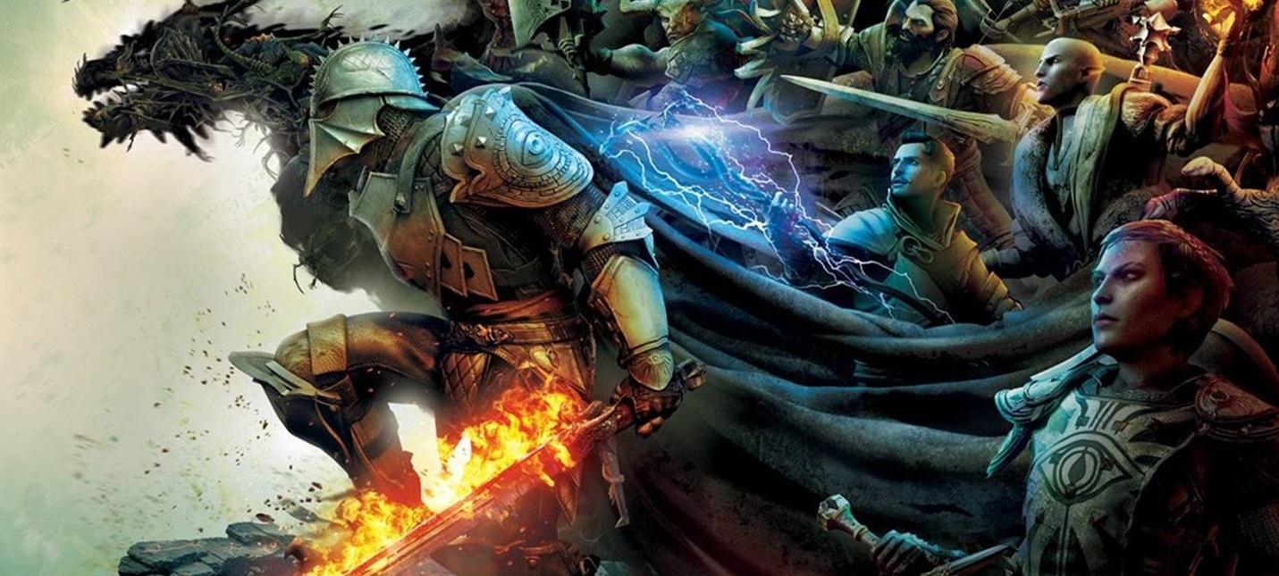 TGA 2018: Тизер Dragon Age 4