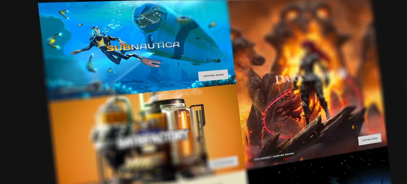 Первые впечатления от магазина игр Epic Games — очередной лаунчер