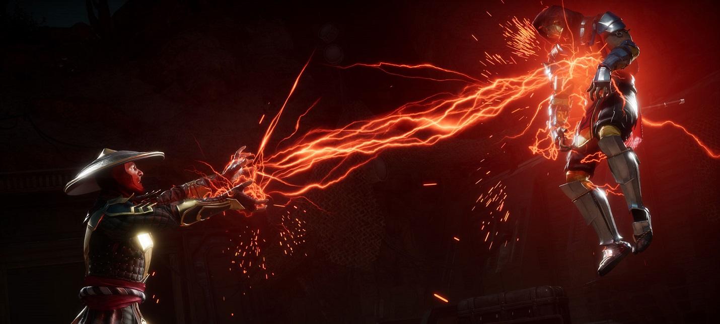 Первые детали и скриншоты файтинга Mortal Kombat 11