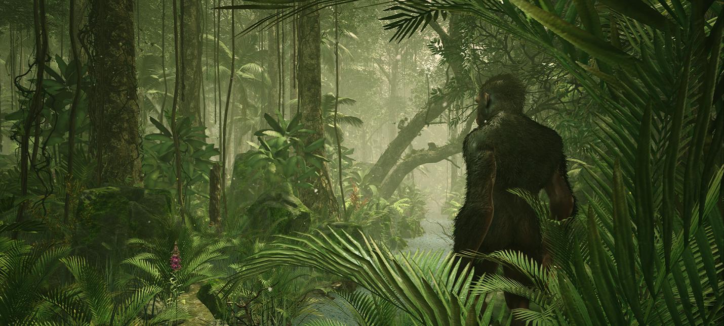20 минут геймплея Ancestors: The Humankind Odyssey