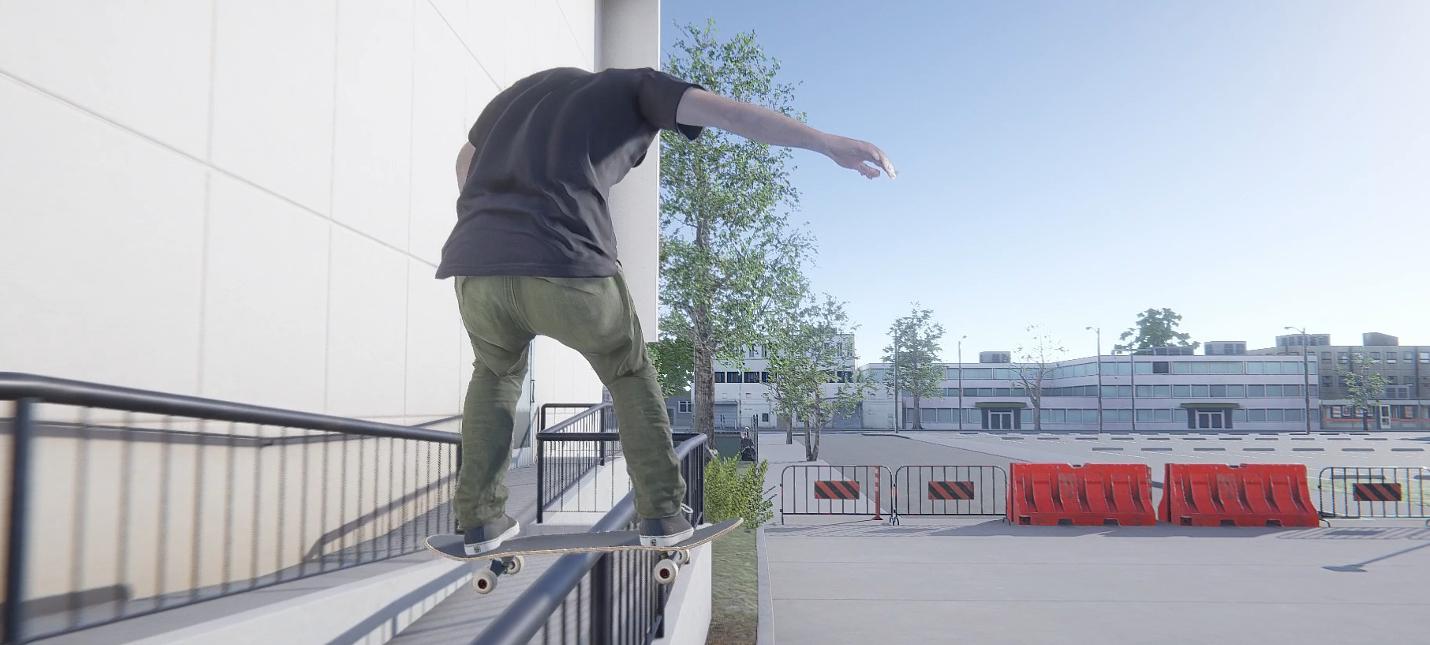 Симулятор скейтбордиста Skater XL появится в раннем доступе Steam 19 декабря