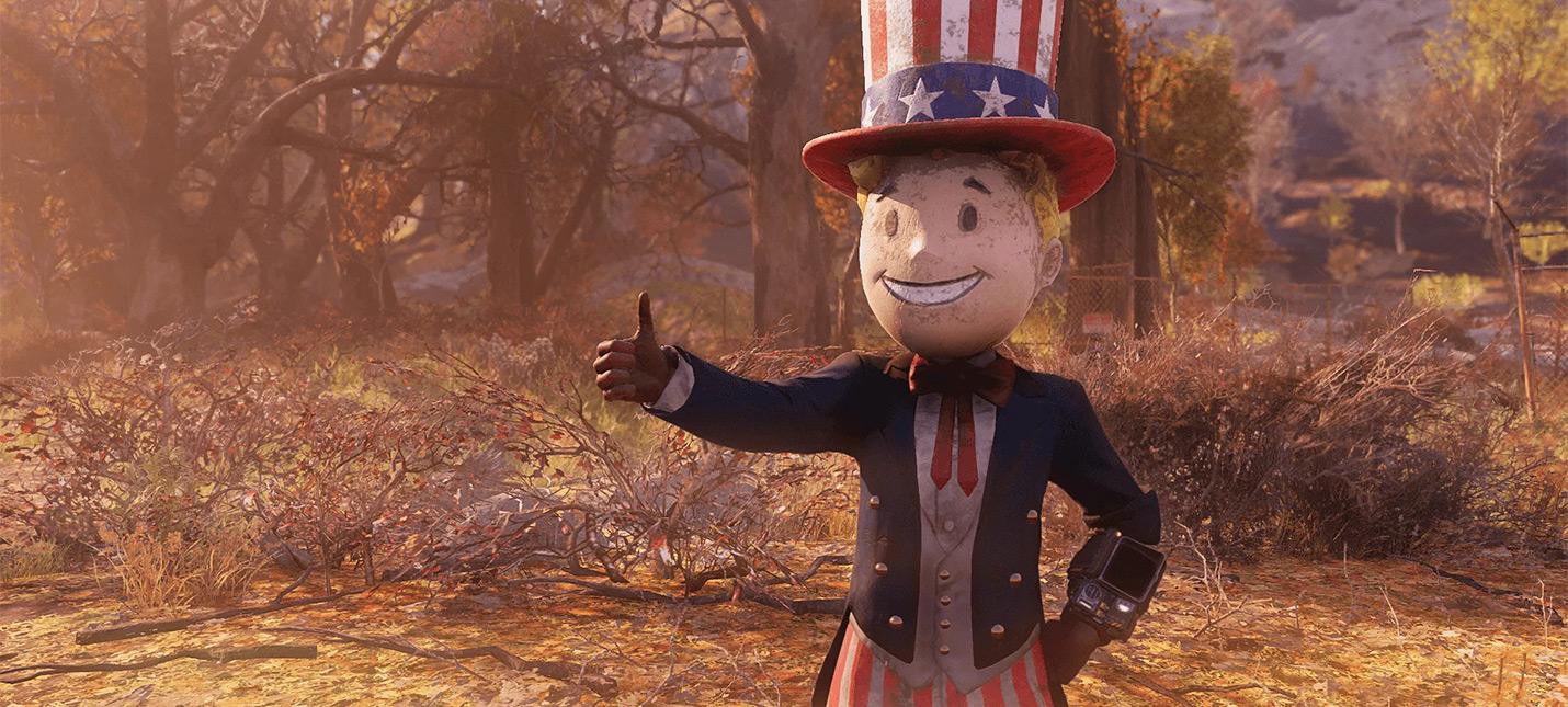 Игроки делают открытки с багами и глитчами из Fallout 76
