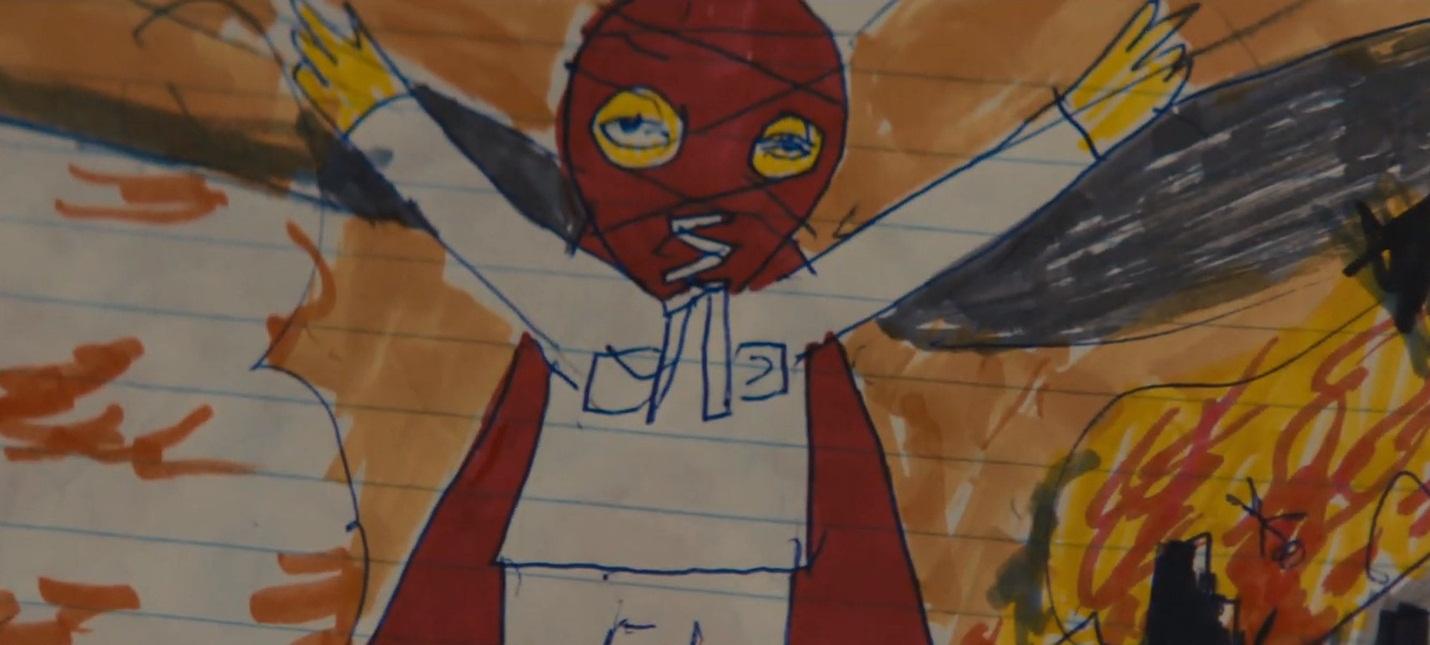 """Дебютный трейлер супергеройского хоррора Джеймса Ганна """"Гори, гори ясно"""""""