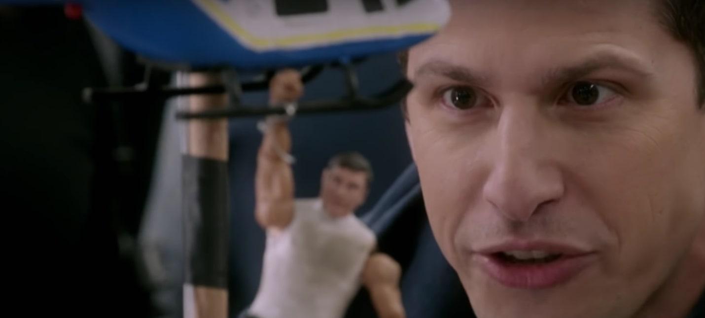 Джейк Пералта копирует Джона МакКлейна в трейлере шестого сезона Brooklyn Nine-Nine