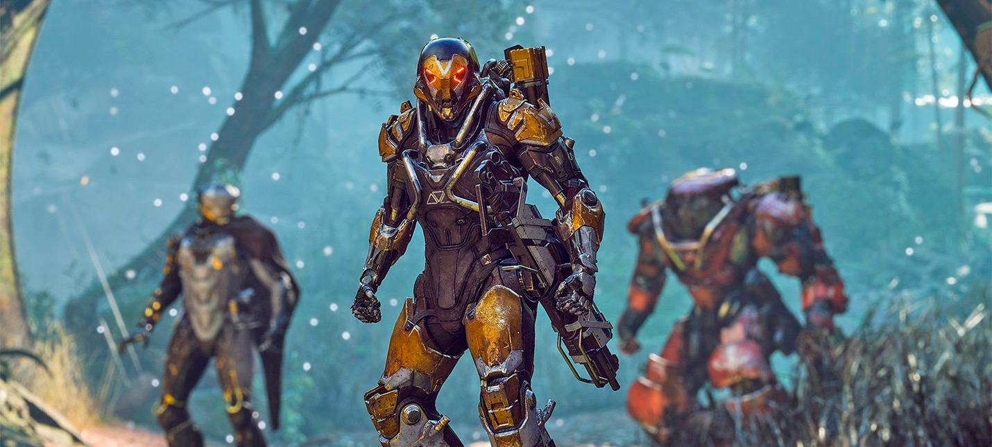 EA удалила все игры стримера в Origin за нарушение NDA по Anthem