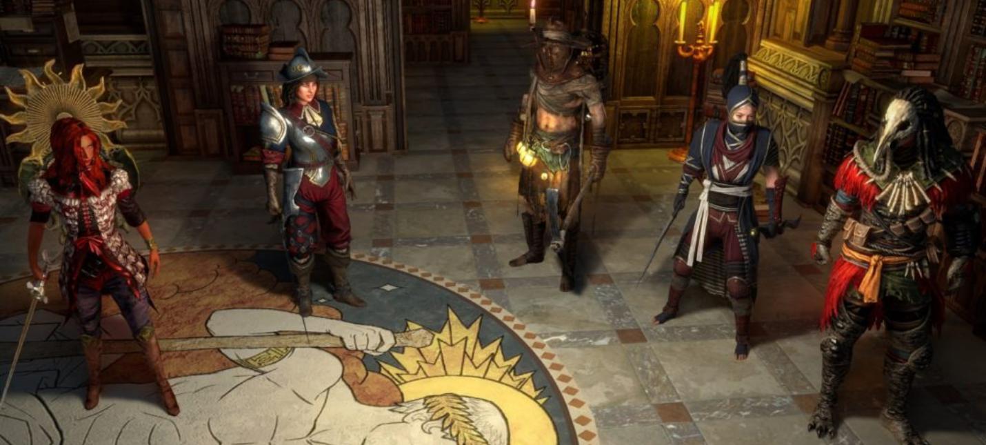 В Path of Exile резко вырос онлайн после релиза Лиги Предательство