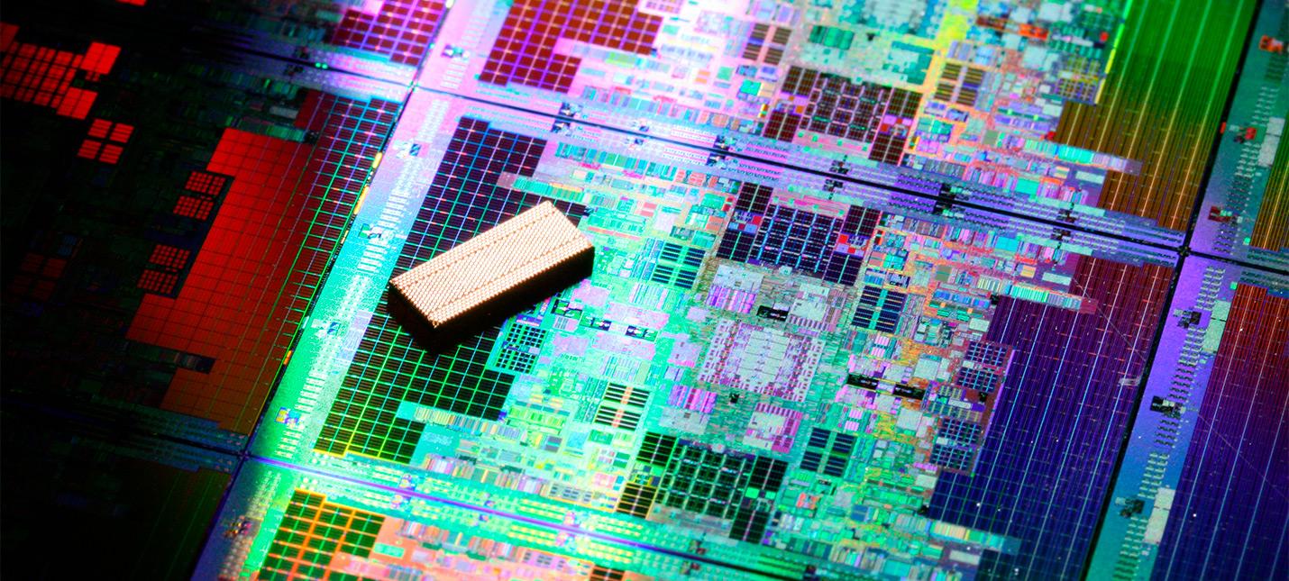Intel представила революционный способ производства 3D-чипов