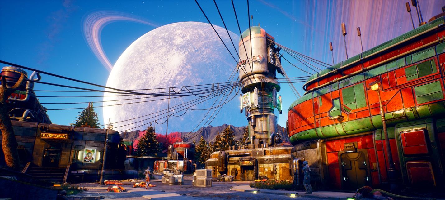 Kotaku: The Outer Worlds не будет RPG на сотни часов