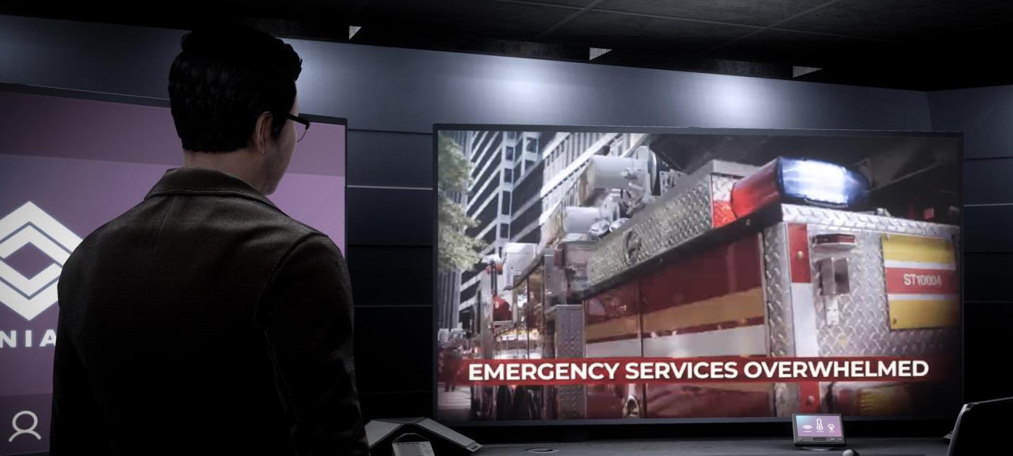 Релизный трейлер Shattered State — политического VR-триллера от разработчиков Until Dawn