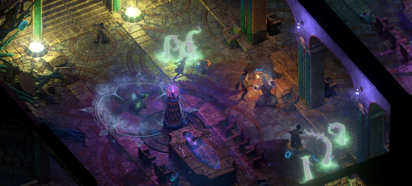 Консольный релиз Pillars of Eternity 2: Deadfire перенесен на следующий год