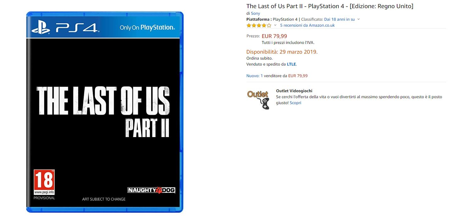 The Last of Us 2 может выйти неожиданно рано