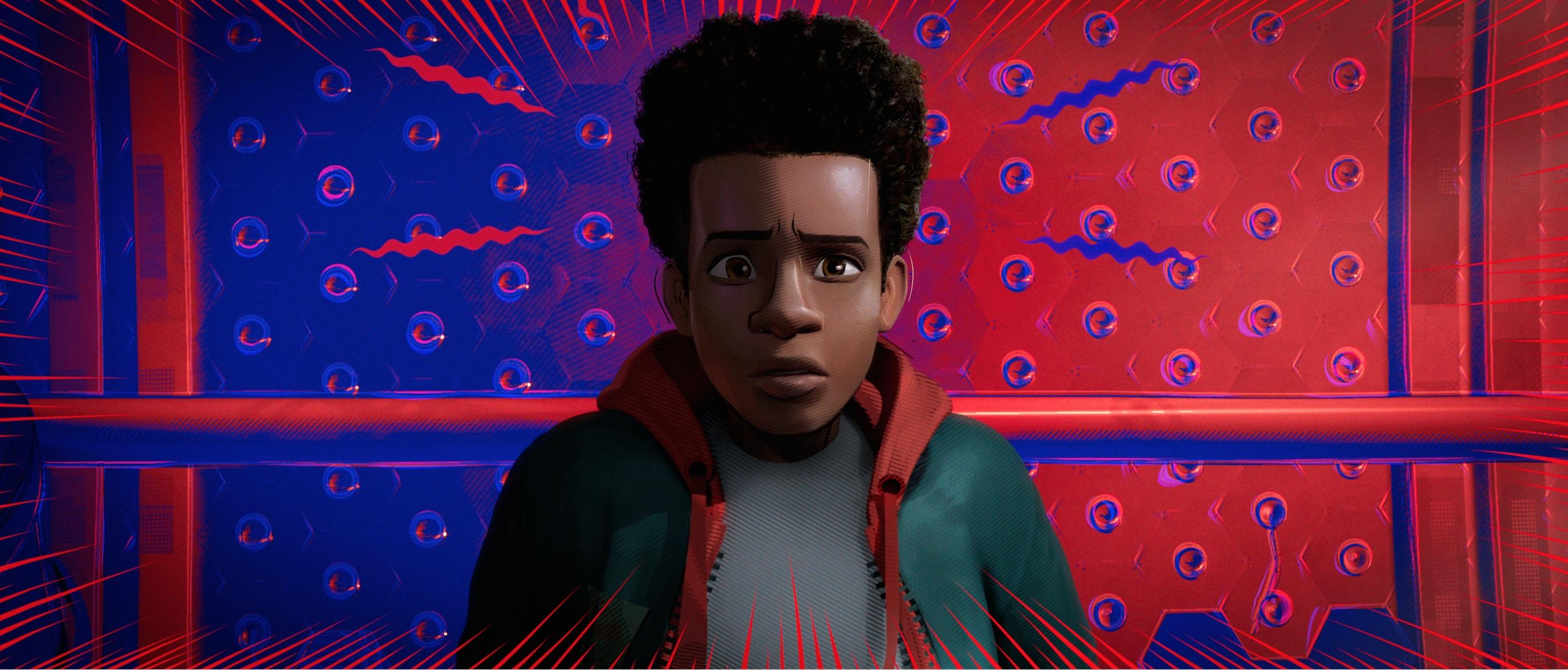 """С миру по нитке: Рецензия на мультфильм """"Человек-паук: Через вселенные"""""""