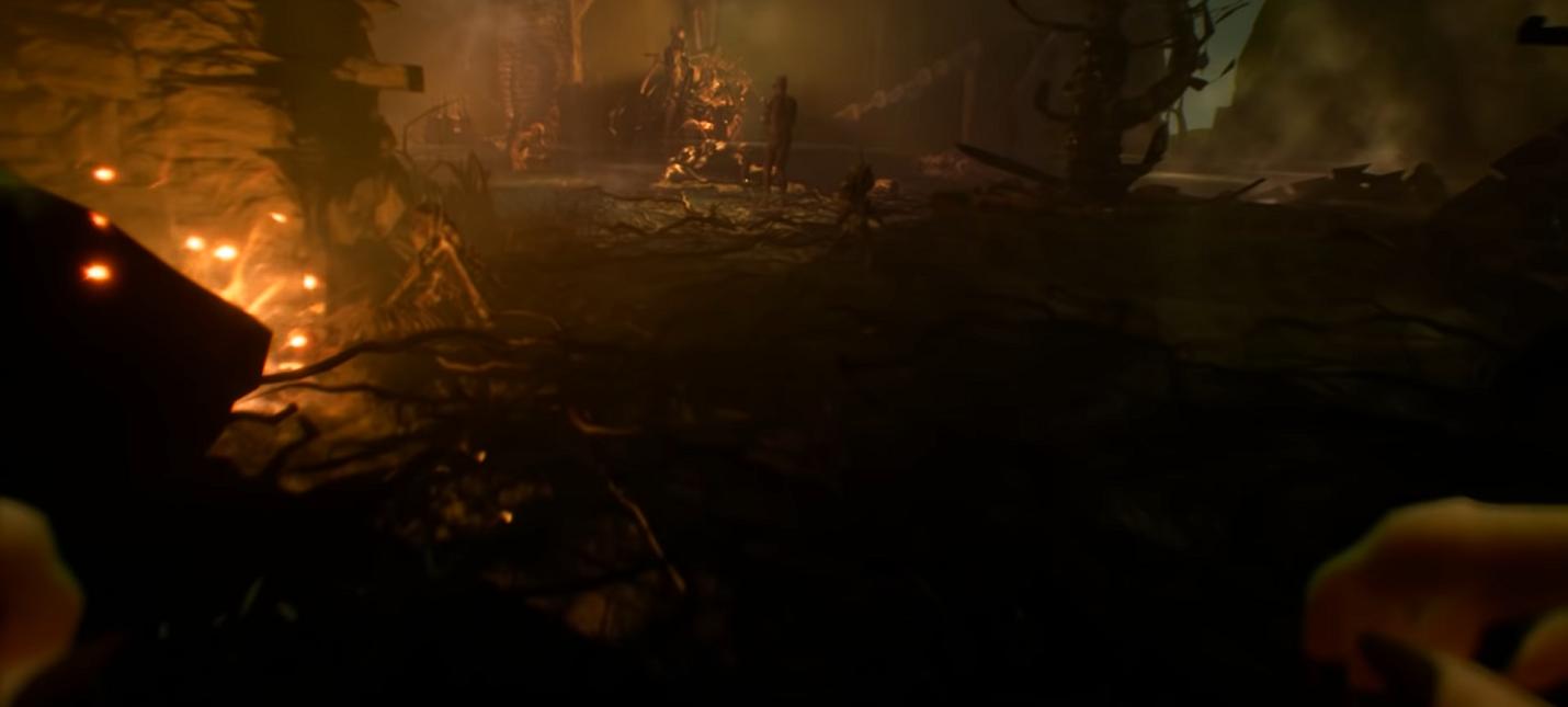 Разработчики хоррора Agony представили концепт-геймплей Succubus