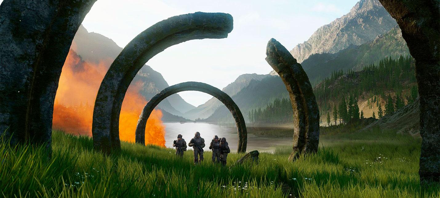 Движок Halo Infinite специально оптимизирован для PC