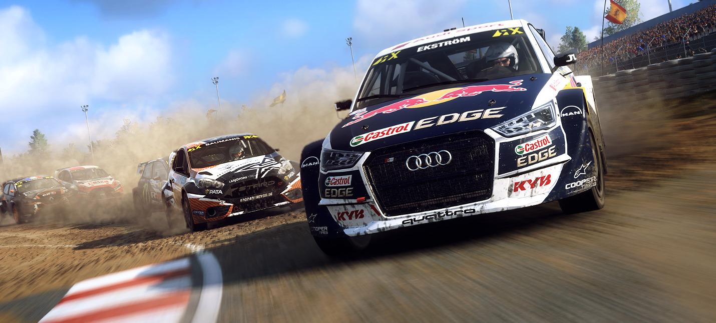 Новый трейлер и скриншоты DiRT Rally 2.0 с легендарными раллийными машинами