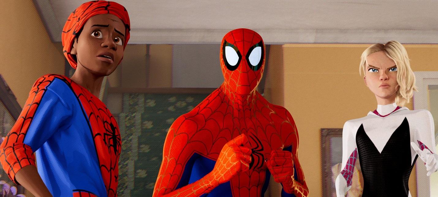 """Sony выпустила рождественский альбом из """"Человека паука: Через вселенные"""""""