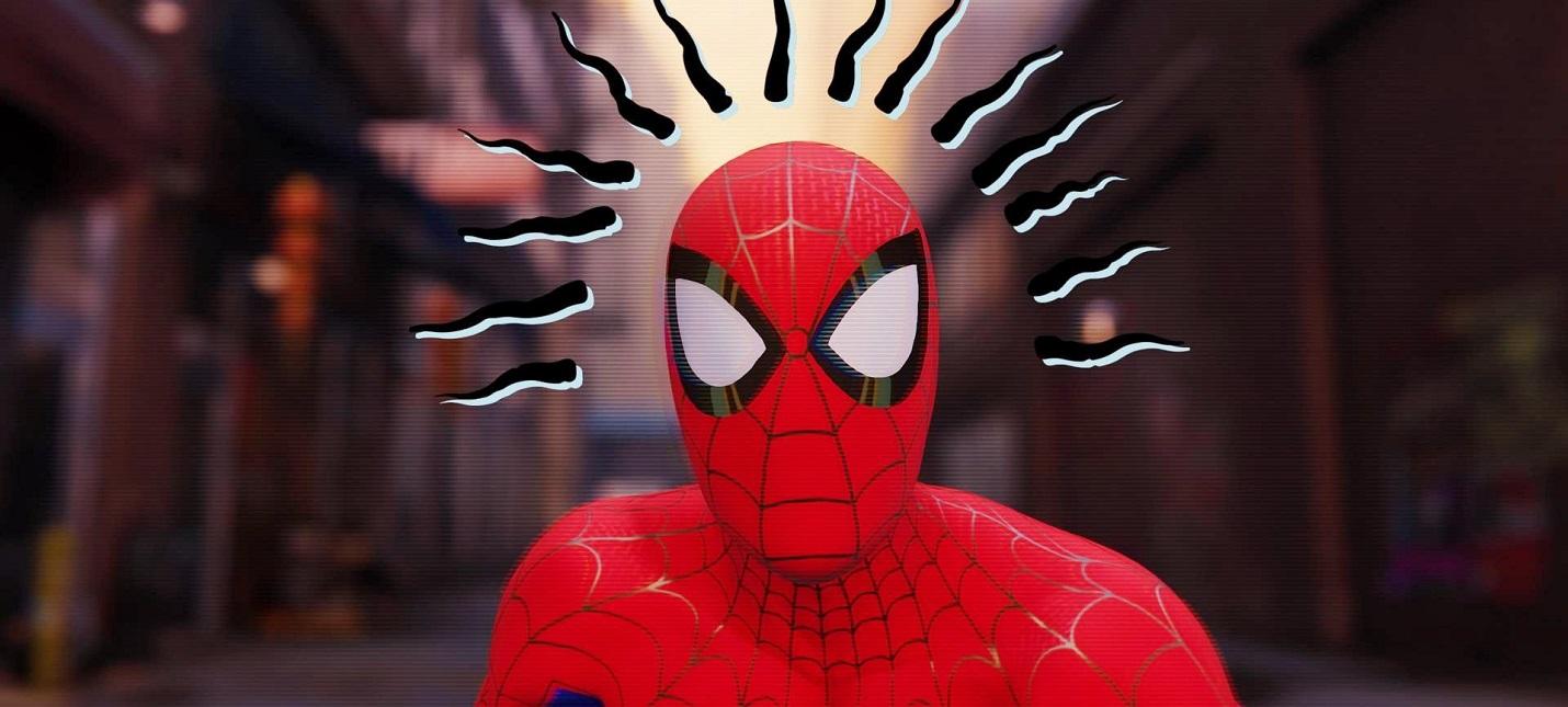 """Пользователи Spider-Man воссоздали в игре моменты из """"Человека-паука: Через вселенные"""""""