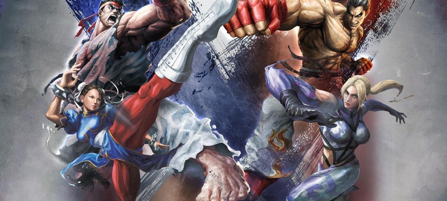 Разработка Tekken X Street Fighter завершена на 30%