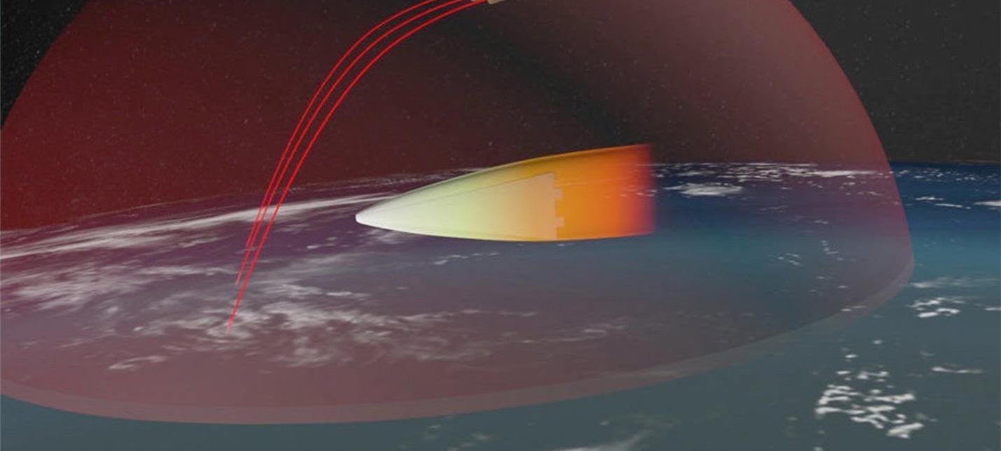СМИ: Россия успешно протестировала гиперзвуковую ракету