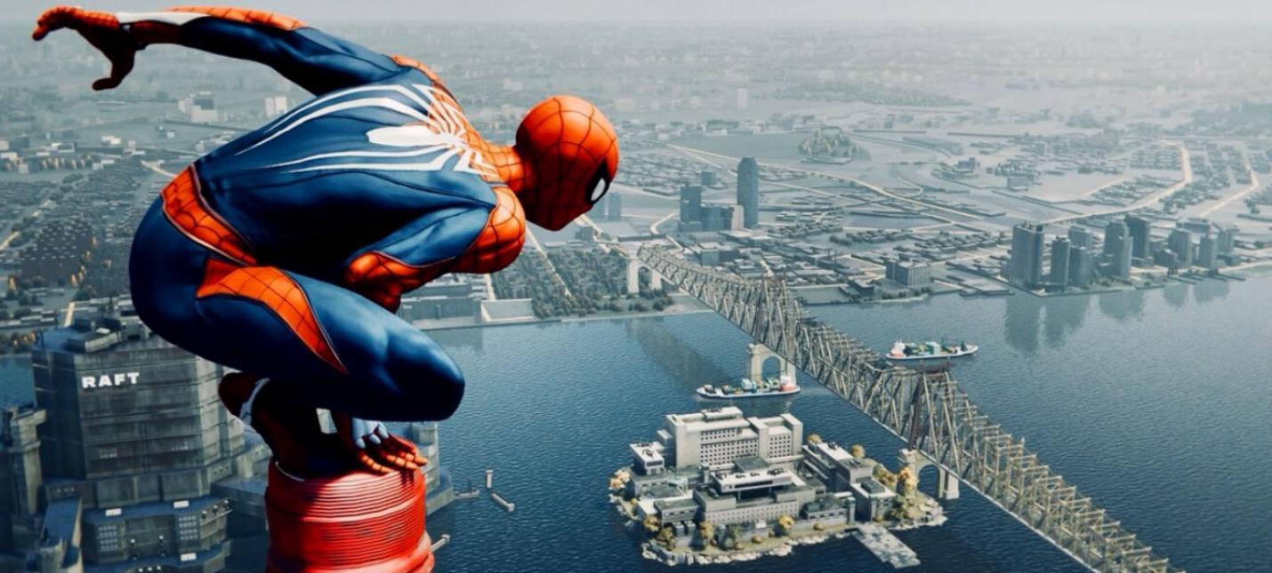 В фоторежиме Spider-Man создали еще один комикс