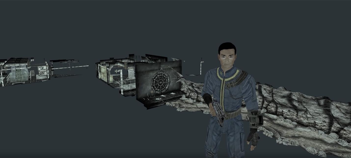 Что скрыто за пределами Fallout 3