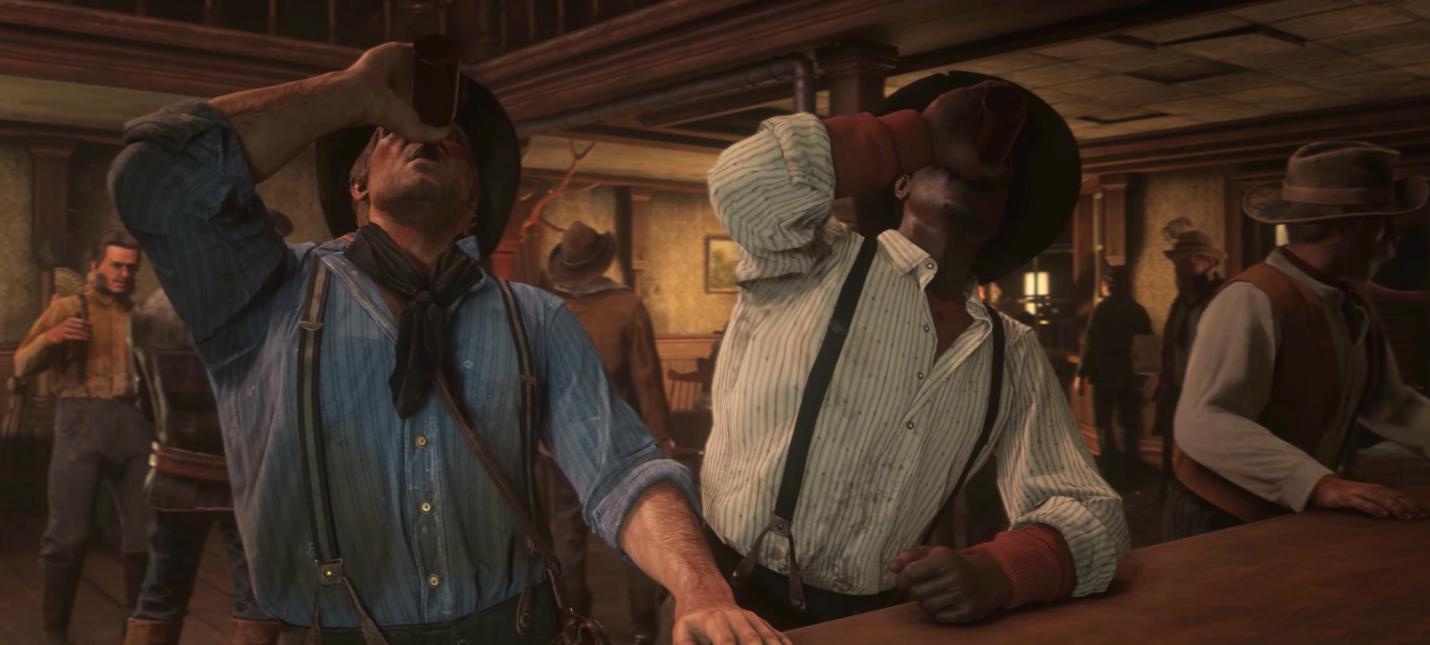 UK-чарт: Red Dead Redemption 2 удержала лидерство последней недели 2018 года