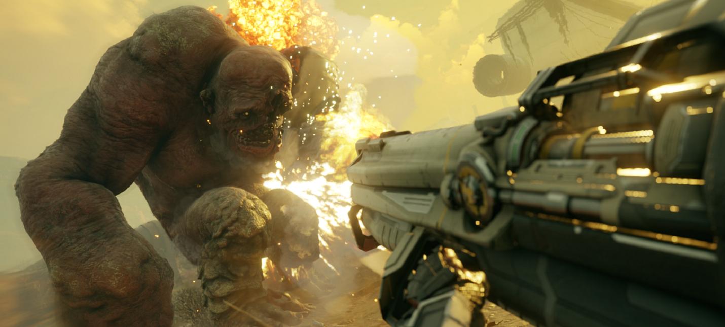 Демонстрация способностей и оружия в новом геймплейном ролике Rage 2