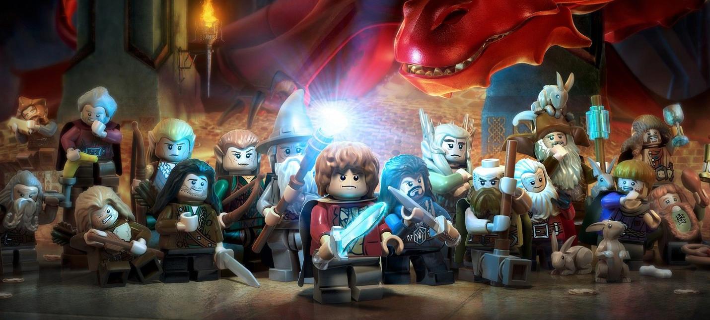 Цифровые версии LEGO The Lord of the Rings и The Hobbit навсегда пропали из магазинов