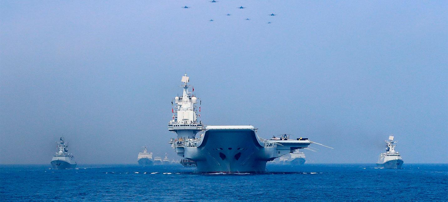 Китай заявил, что ВМС страны лидирует в области рельсовых пушек