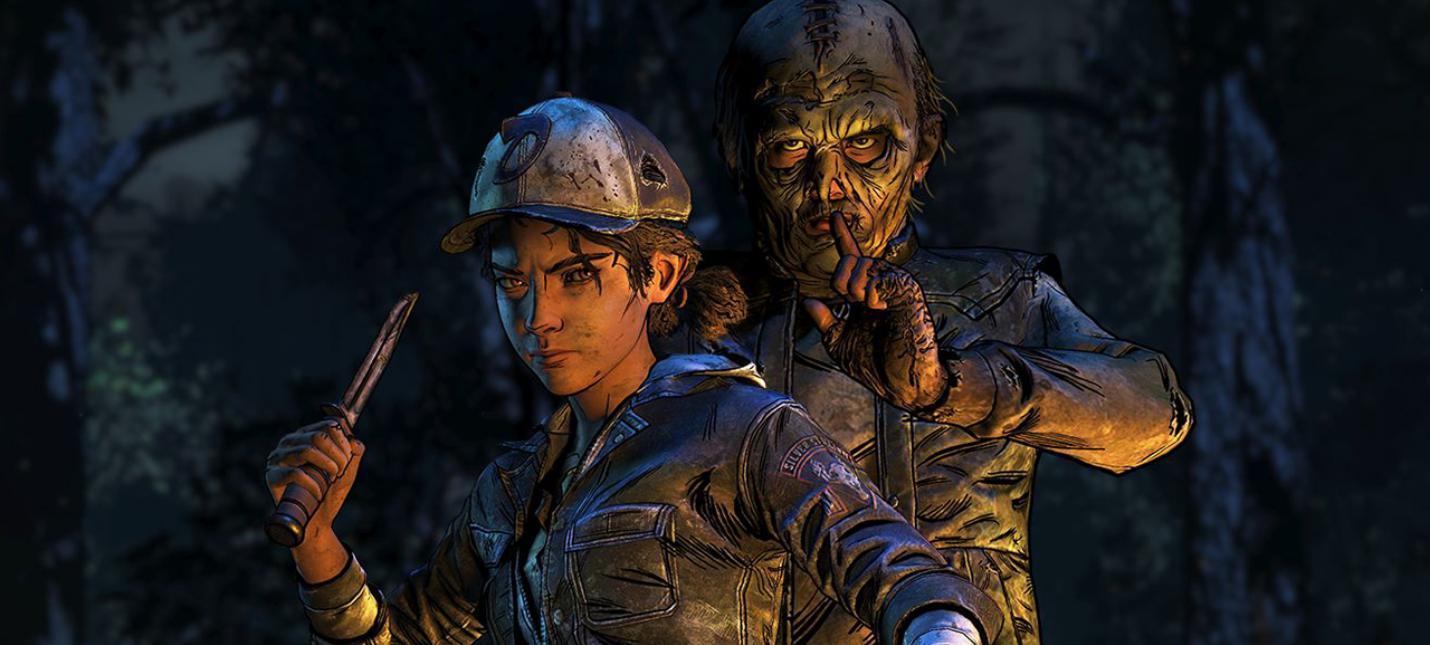 Трейлер третьего эпизода The Walking Dead: The Final Season