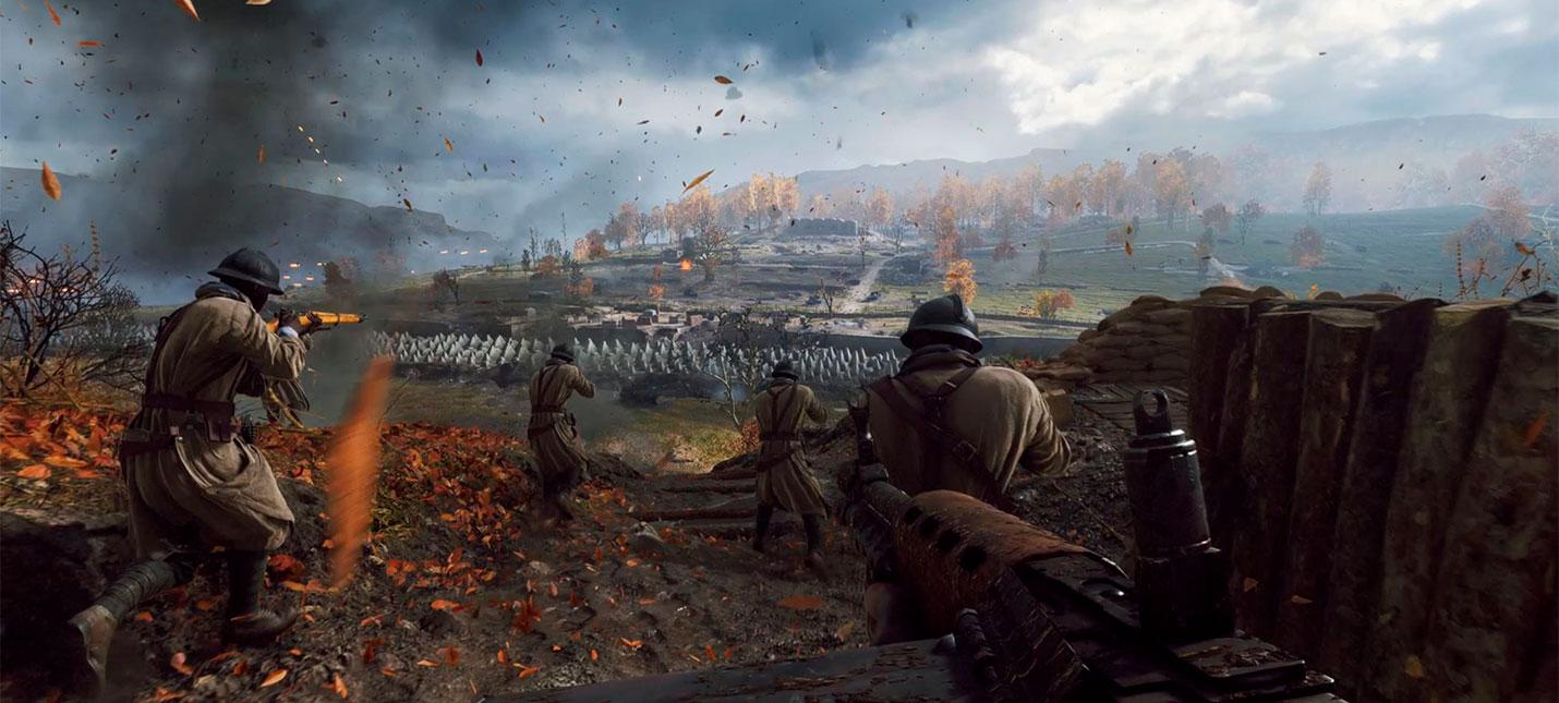 """Вторая глава """"Хода Войны"""" Battlefield 5"""