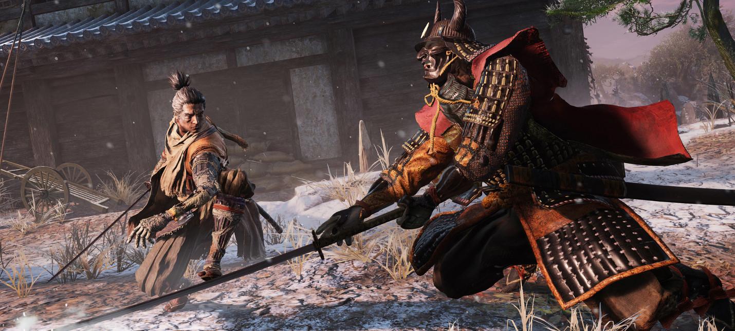 Sekiro: Shadows Die Twice стала темой январского номера Game Informer