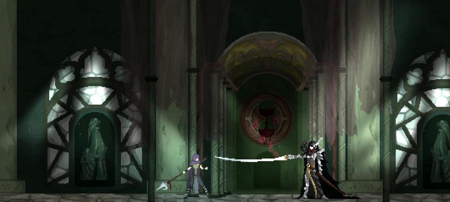 Множество боссов в новом трейлере метроидвании Dark Devotion