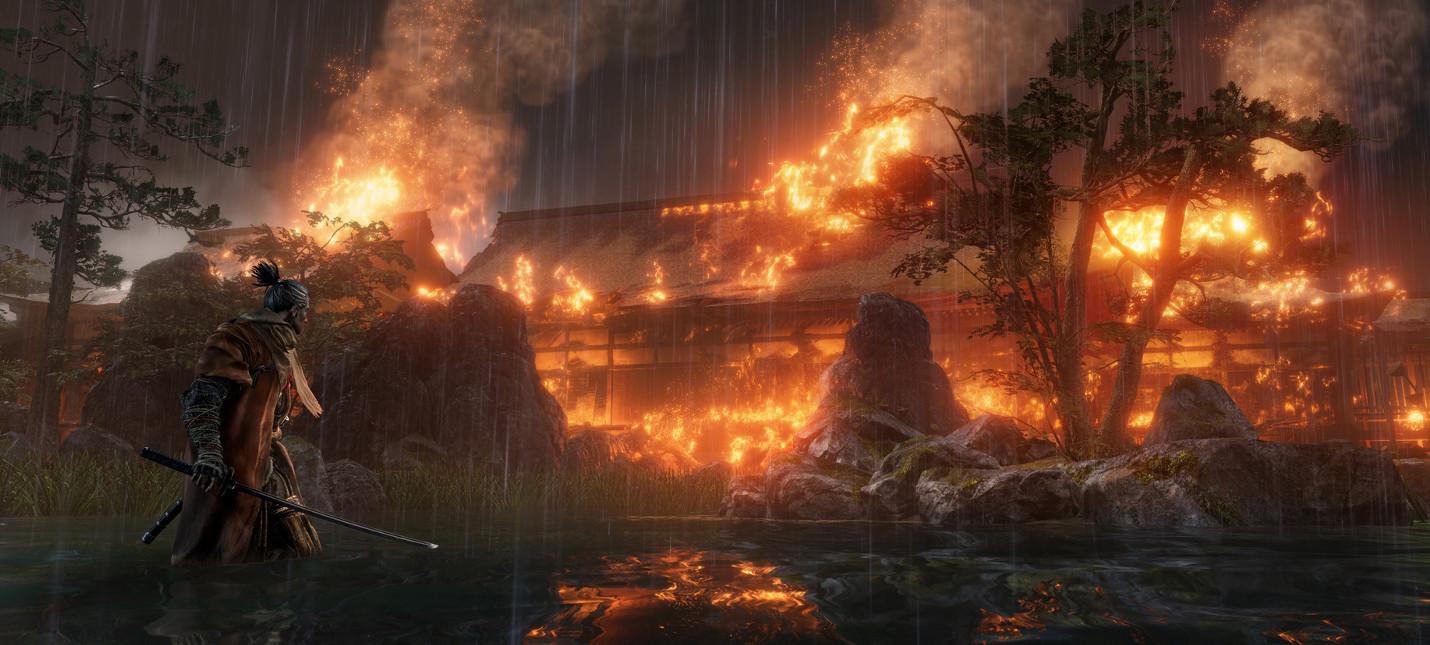 Подробности игрового хаба в Sekiro: Shadows Die Twice