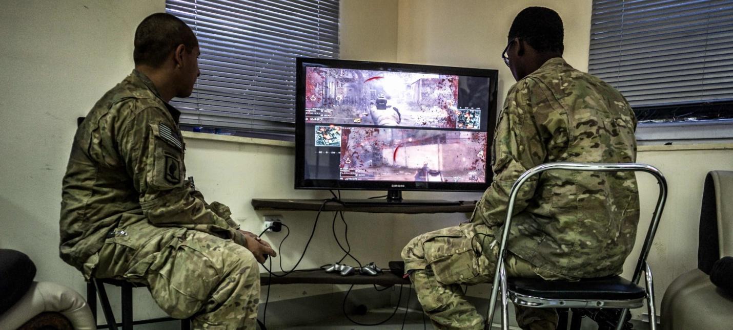 Министерство обороны Франции заинтересовалось видеоиграми