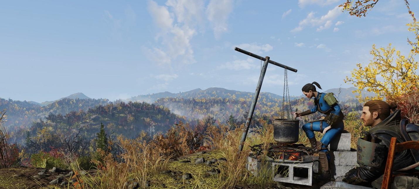 В январе для Fallout 76 выйдут два крупных обновления