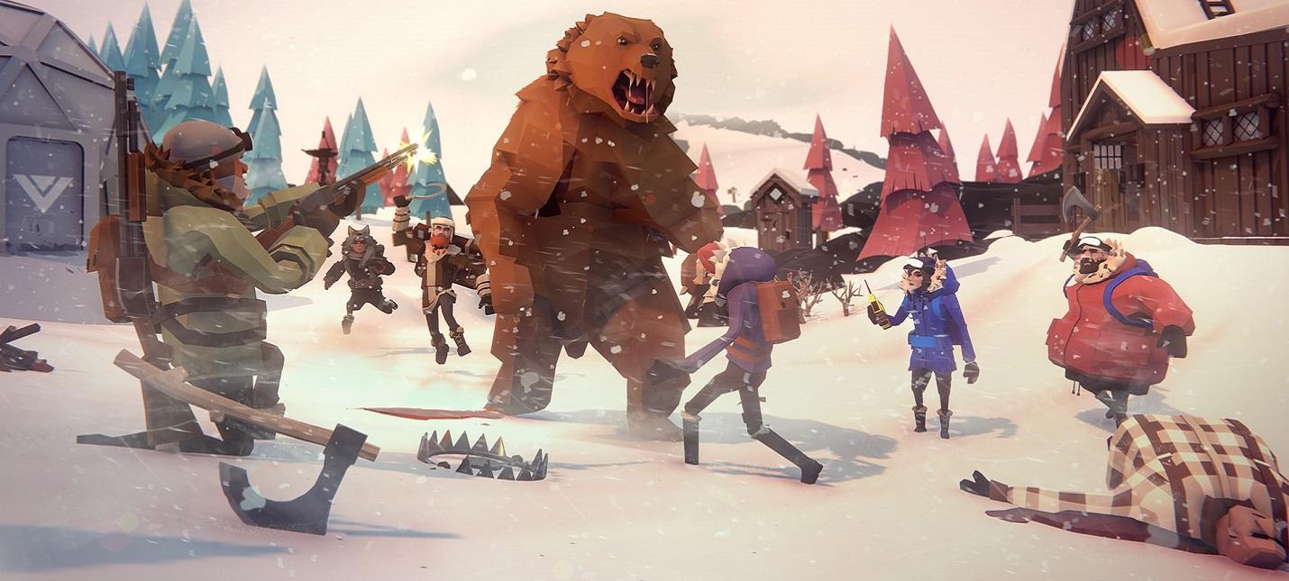 Project Winter — кооперативный сурвайвал с предателями в команде