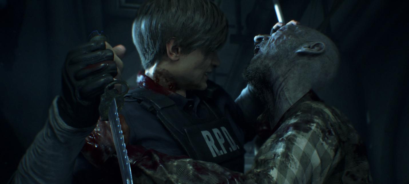 Сюжетный трейлер ремейка Resident Evil 2 из демо-версии