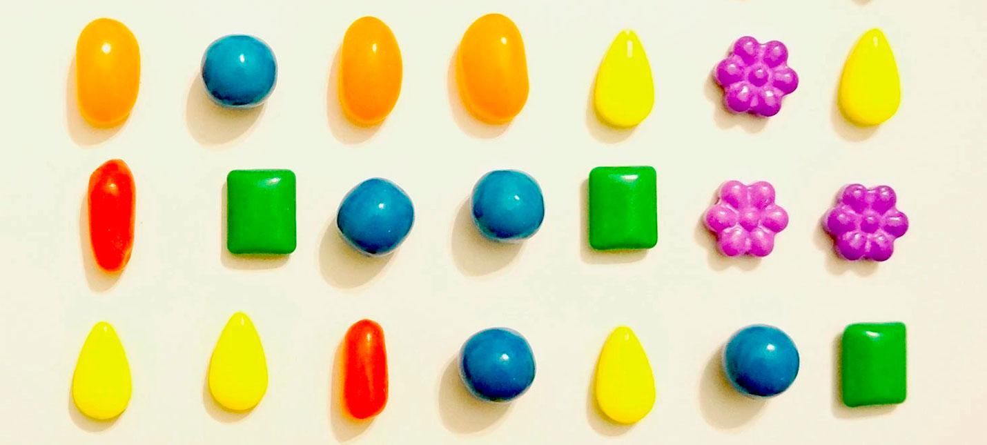 Денежный пылесос Candy Crush приносит больше денег, чем Fortnite и PUBG на мобильном рынке