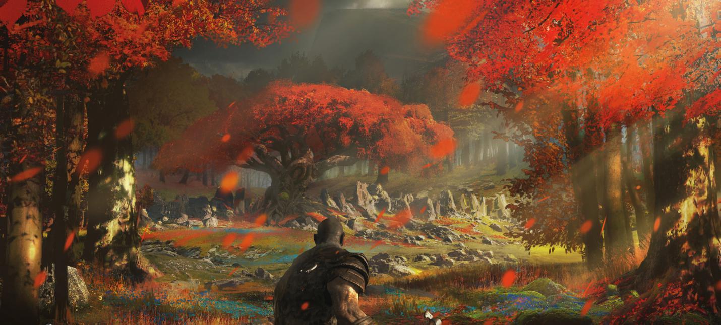 God of War номинирована в 12 категориях на D.I.C.E. Awards 2019