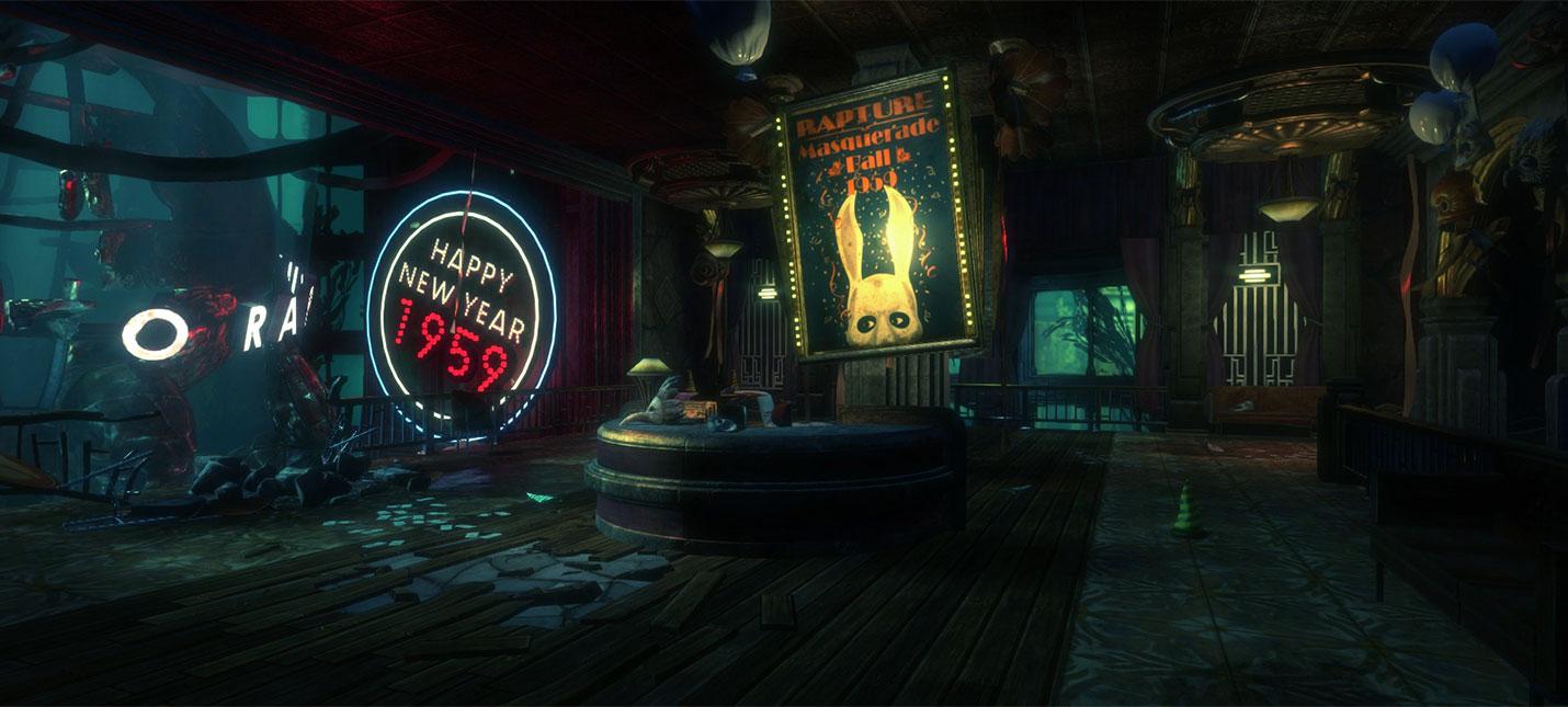 Майкл Пактер ждет новый BioShock в 2020 году