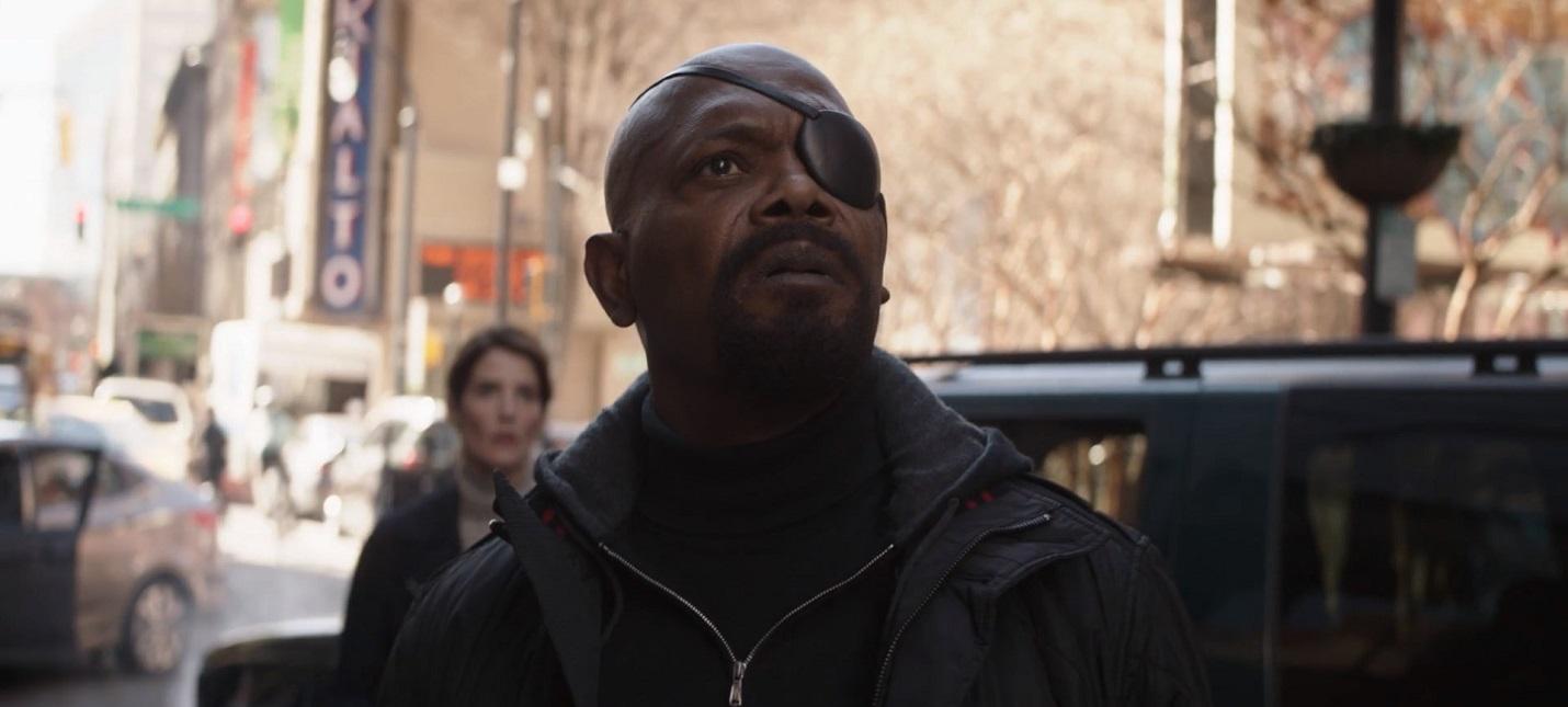 Сэмюэл Л. Джексон готов играть Ника Фьюри в мире Marvel ещё 10 лет