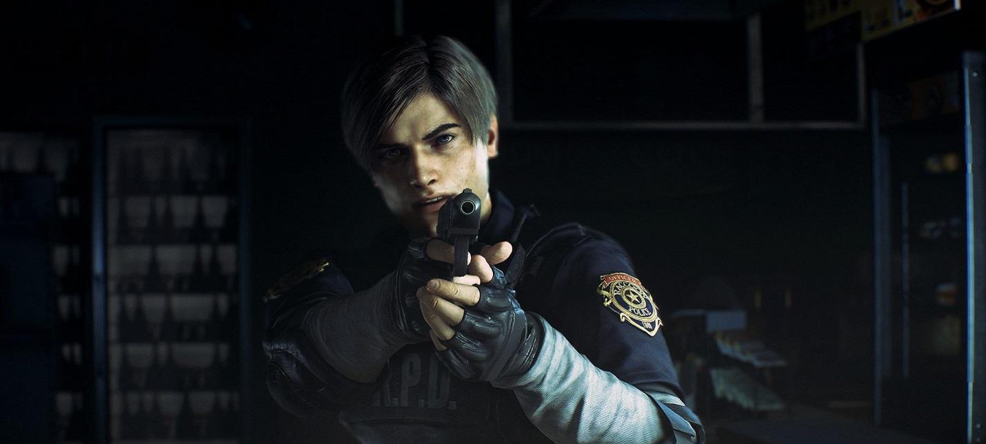 Геймплейное сравнение оригинала и ремейка Resident Evil 2