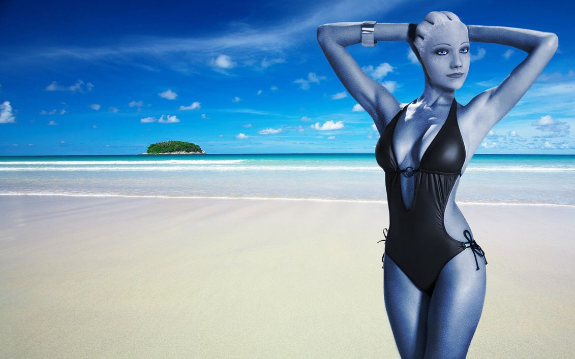 Mass effect hot liara nudes thumbs