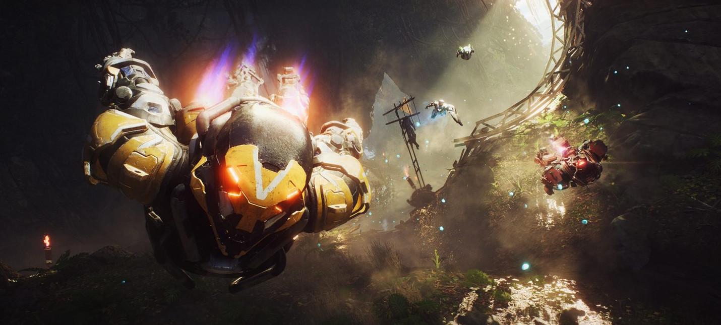 Разработчики Anthem рассказали о сложностях реализации полётов в игре