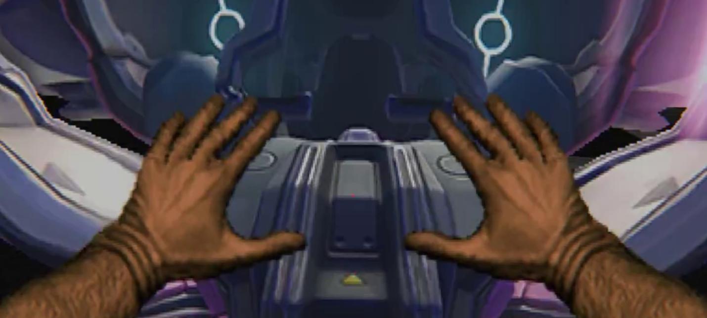 В классический Doom добавили меха D.Va из Overwatch
