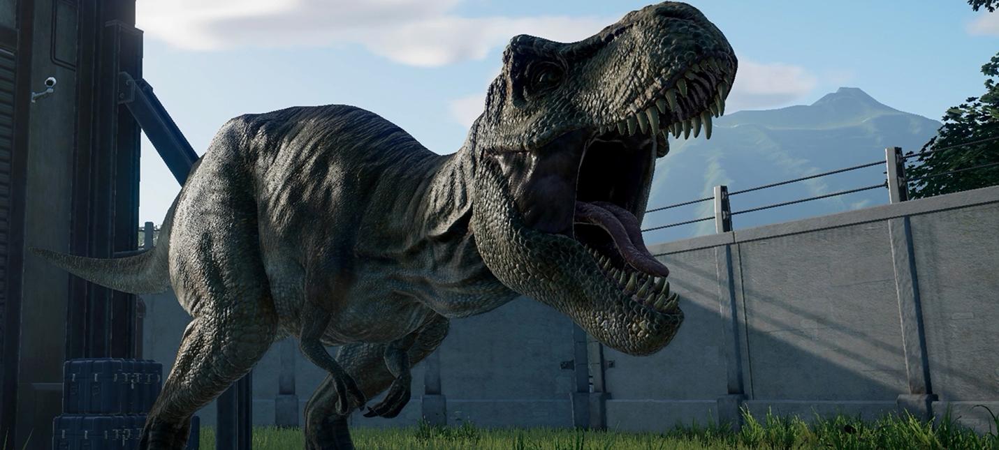 Jurassic World Evolution и Planet Coaster продались тиражами по 2 миллиона копий