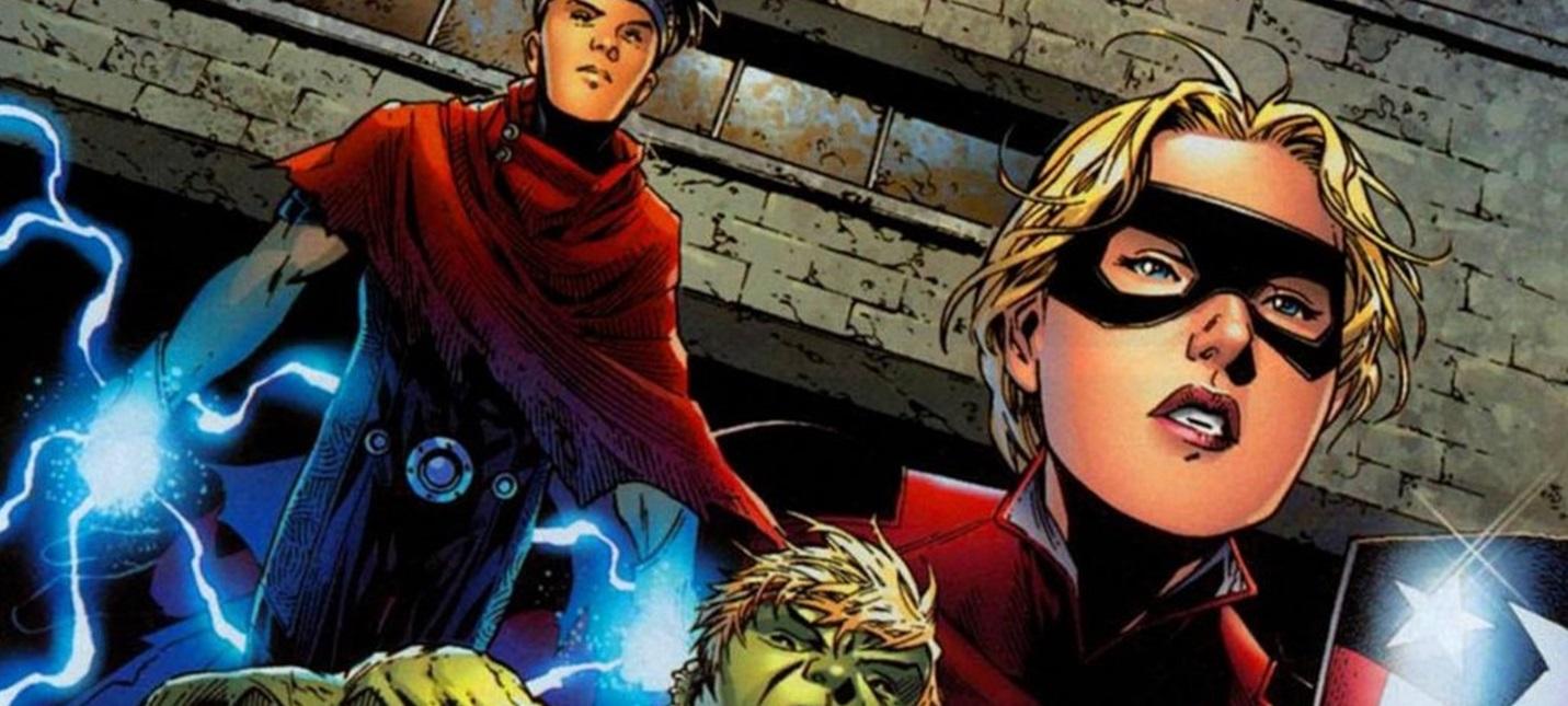 """Слух: продолжение """"Мстители: Финал"""" расскажет о молодых супергероях"""