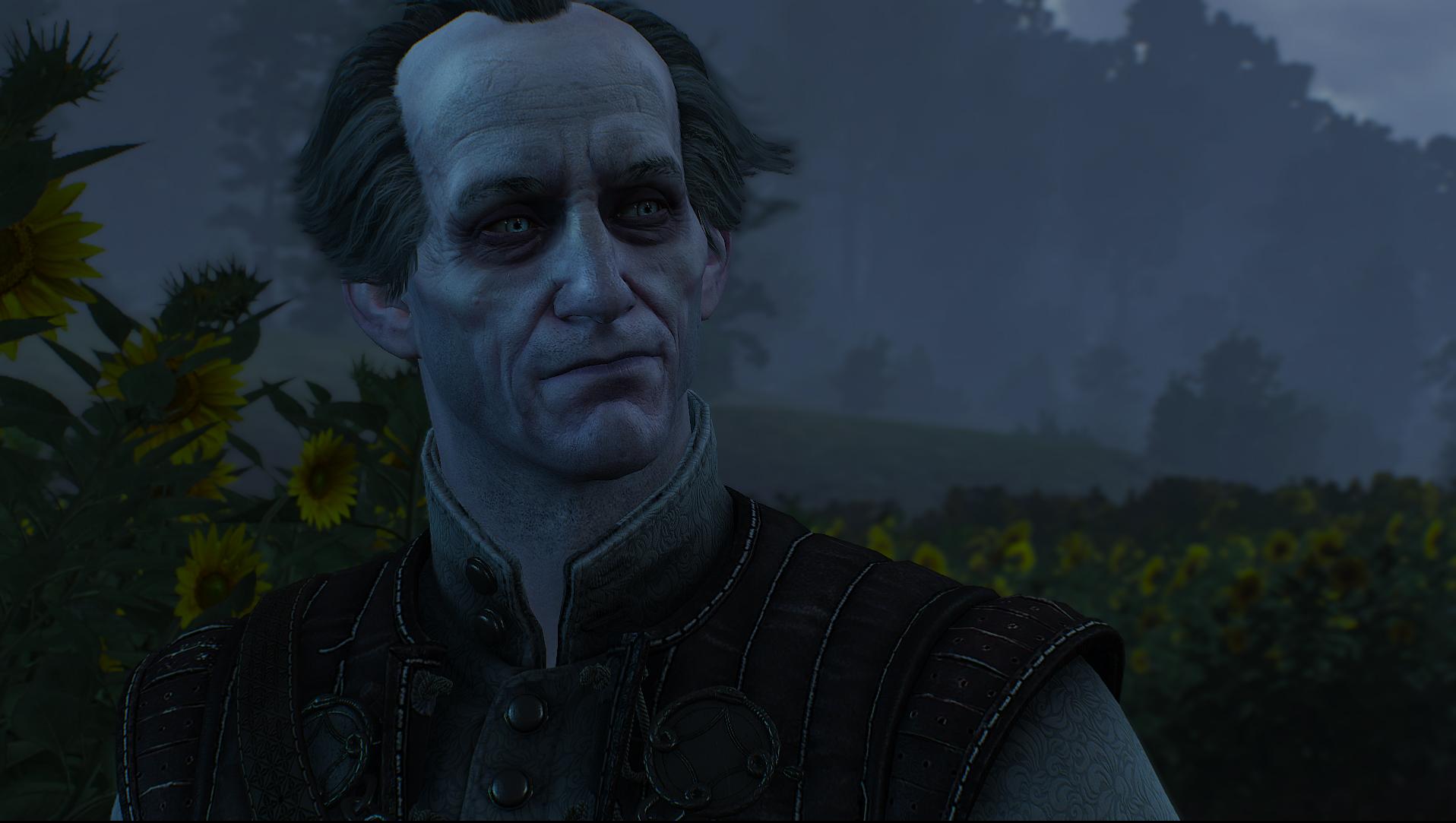 Новый мод The Witcher 3 ощутимо улучшает лица персонажей