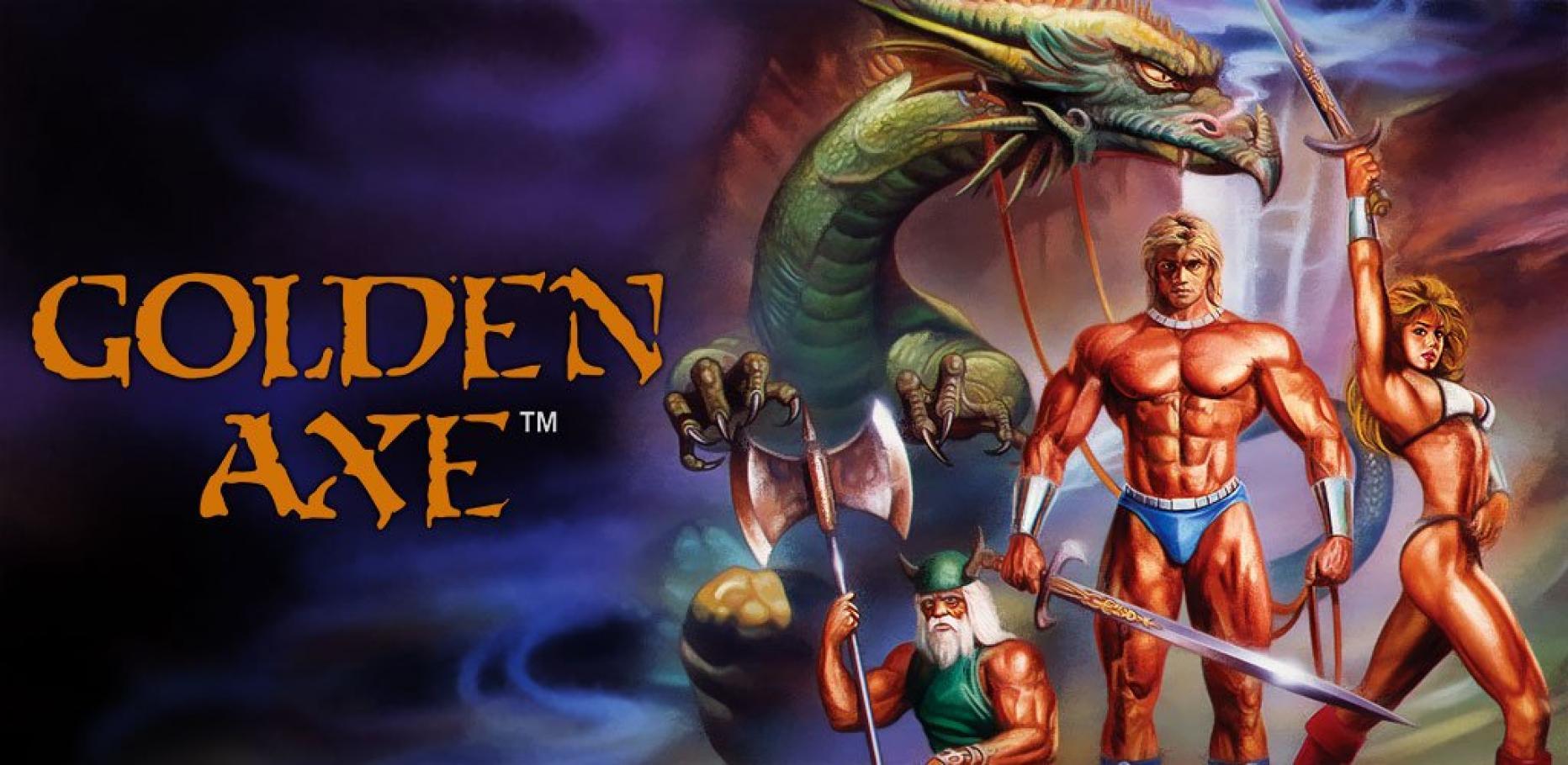 Sega выпустила Golden Axe II и Golden Axe III на мобильные устройства
